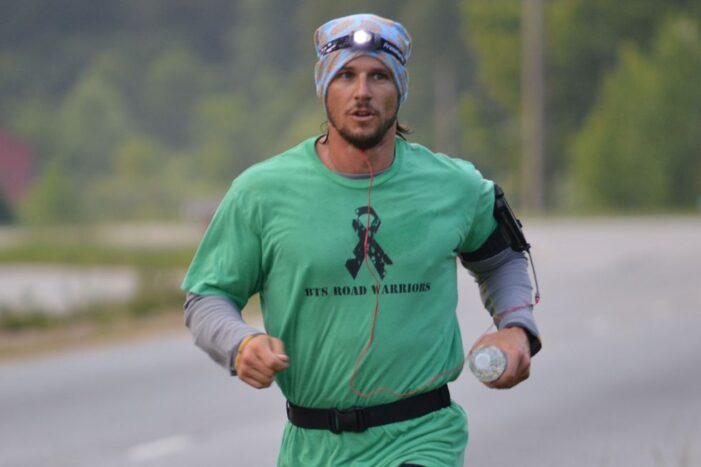 Lake Orion native is running the Rocky Mountains to support COVID-19 relief efforts