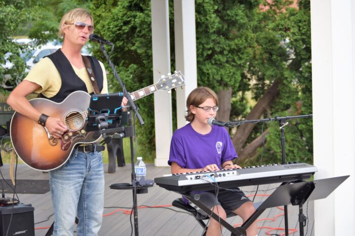 Summer concerts in Children's Park kick off Lake Orion LIVE!