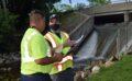 Paint Creek dam passes inspection, no major issues