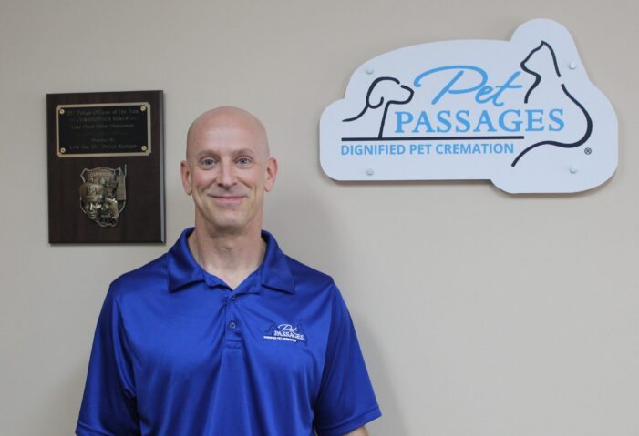 Retired Lake Orion Police officer fulfills lifelong dream of owning his own business