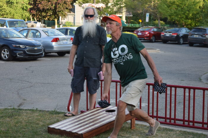 Sons of the American Legion start Cornhole league in Lake Orion