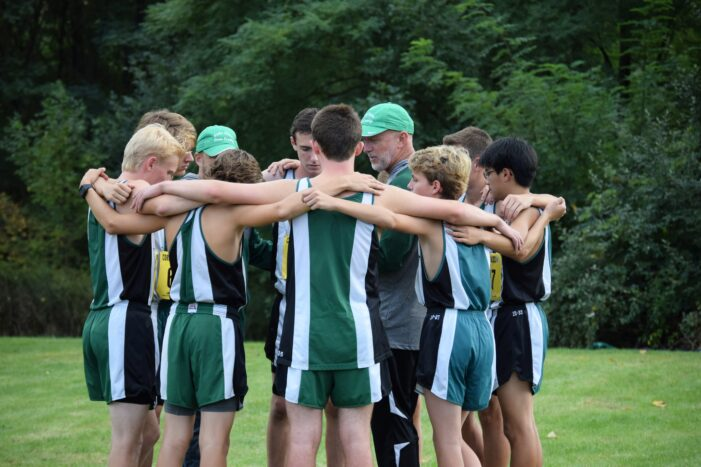 Returning depth will carry Lake Orion cross country this fall