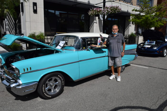 Kids & Kops charity car show rolls into downtown Lake Orion