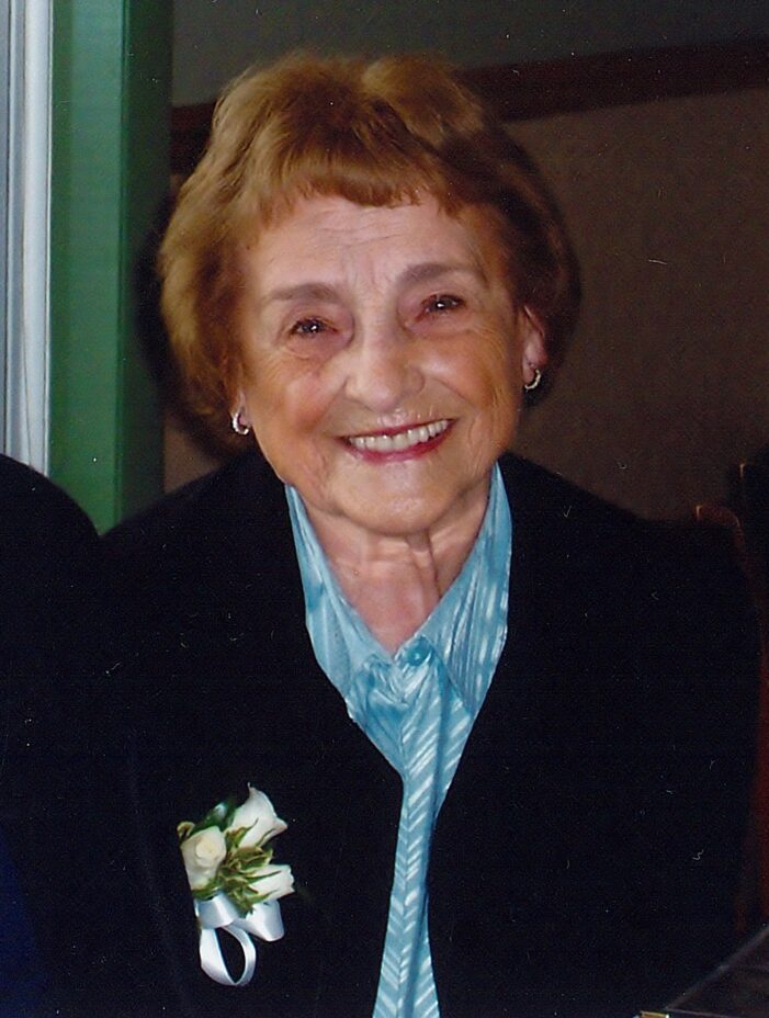 Lambourn, Marie, 100, of Lake Orion