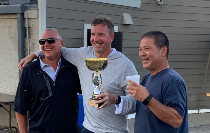 Sons of the American Legion look to expand fall cornhole league