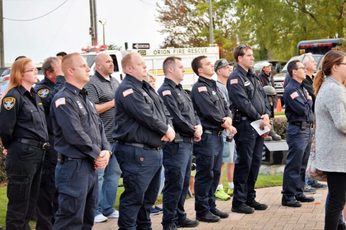 Honoring first responders: Patriot Day ceremony Friday at Friendship Park
