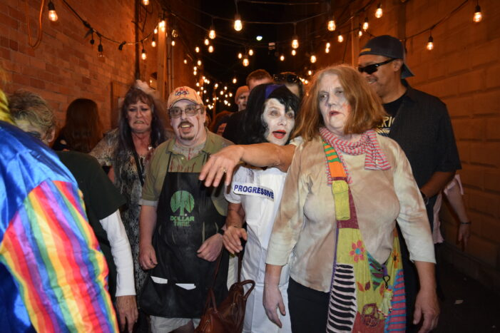 Be warned: Zombies to take over Lake Orion on Saturday