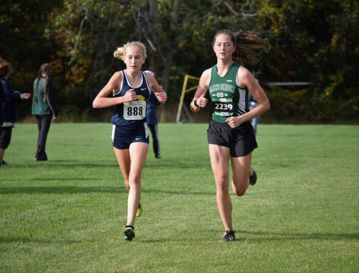 Lake Orion boys defeat Clarkston; Sophie Novak takes first place for the girls in cross country