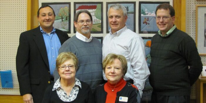 Library board running as write-in candidates