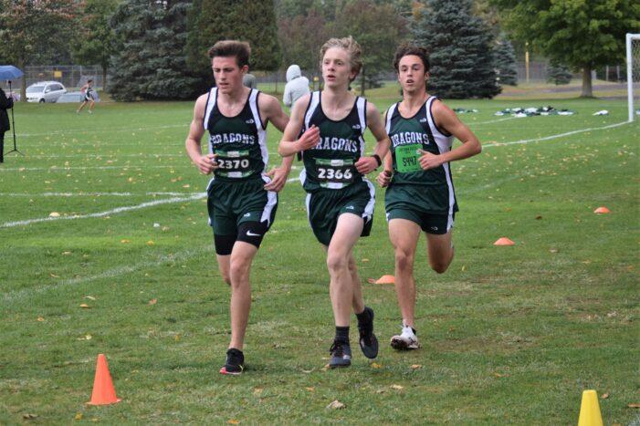 Cross country season approaches the finish line