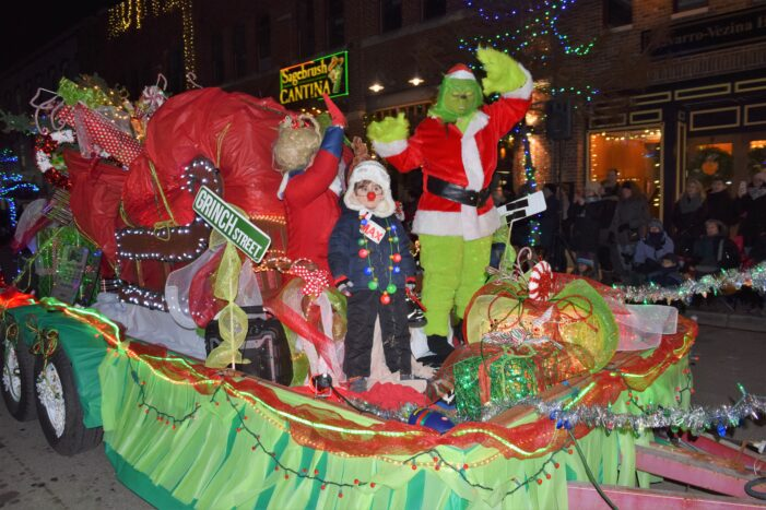 Orion Lighted Parade, 'Christmas in Toyland', is canceled for 2020