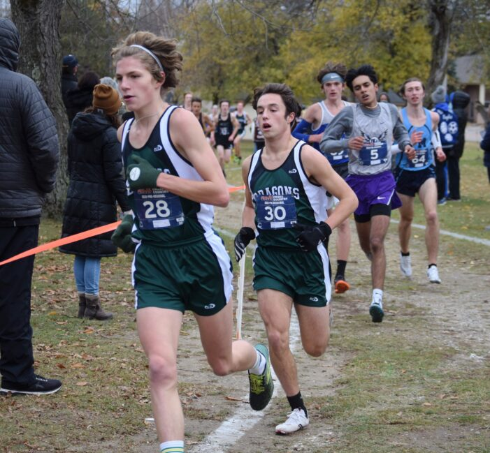 Seven Dragon runners head to state cross country finals on Friday