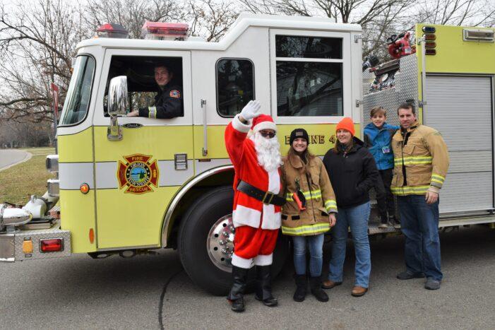 Santa's coming to Keatington
