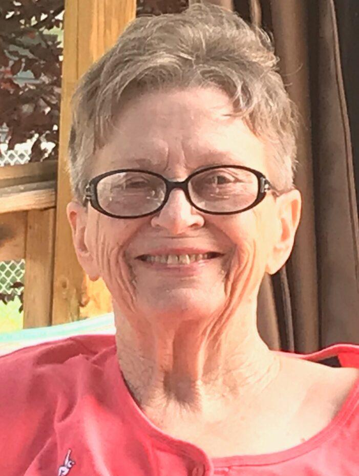 Sharon Kay Eckler, 75, of Lake Orion