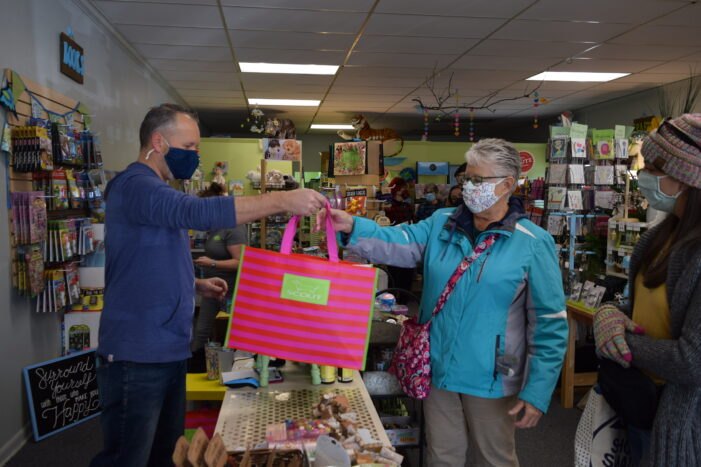 Orion shoppers support local businesses during Small Business Saturday