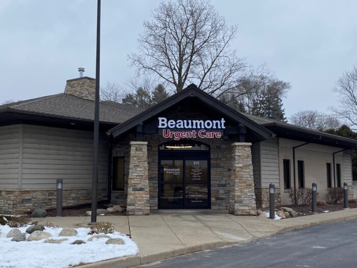 Beaumont Urgent Care opens in Lake Orion
