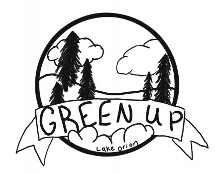 Orion Township Environmental Resource Committee announces annual Green Up Logo contest