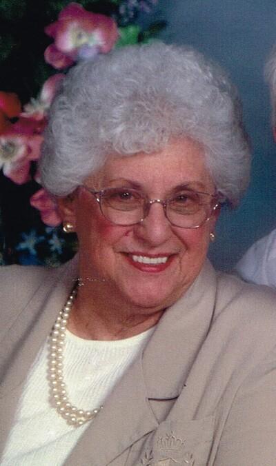 Grace Pender, 94, of Lake Orion