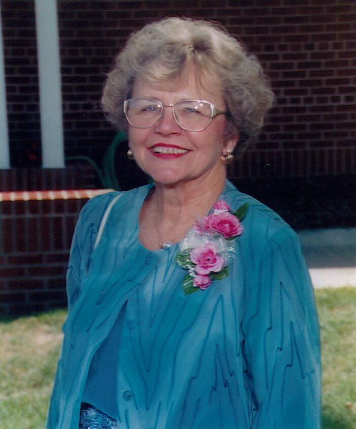 Maren Faye Vos, 89, of Rochester