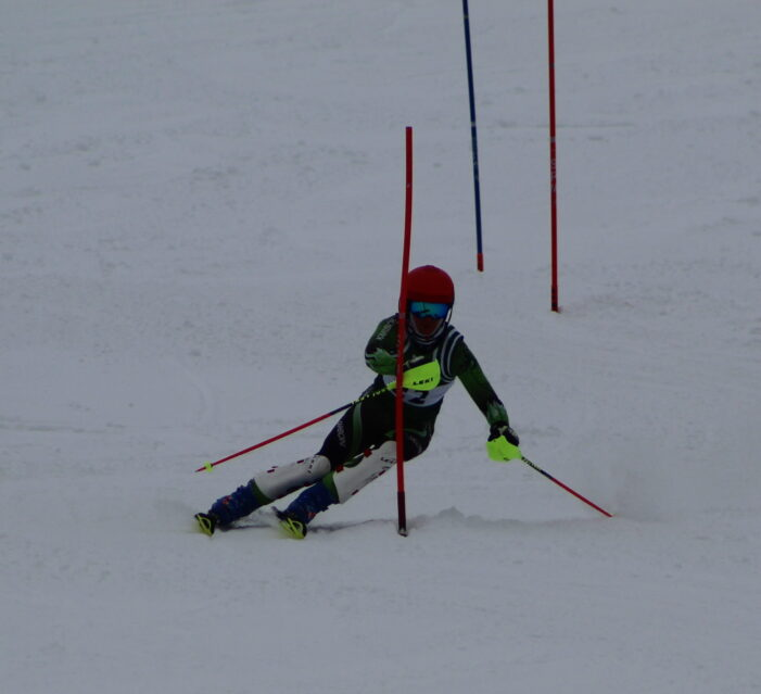 LOHS boys, girls varsity ski teams have top 10 finishes at Division 1 Regional meet at Mt. Holly