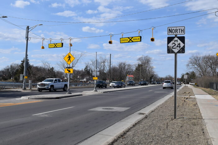 MDOT to begin construction on M-24 on Monday