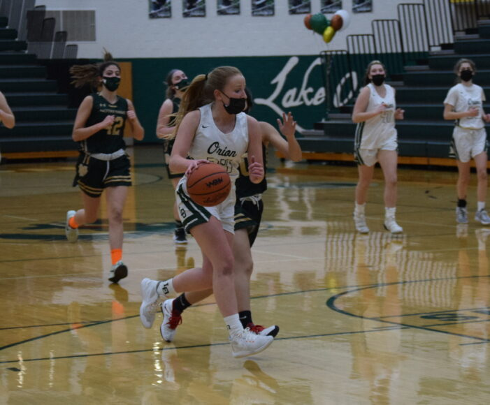 Lady Dragons top OAA Blue, to play Highlanders in second round of districts
