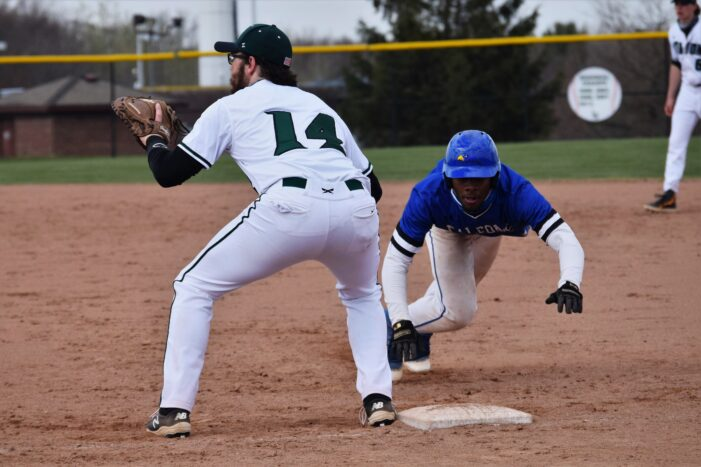 Lake Orion has a late-game rally over Oxford to split a doubleheader, climb to 11-4 on the season