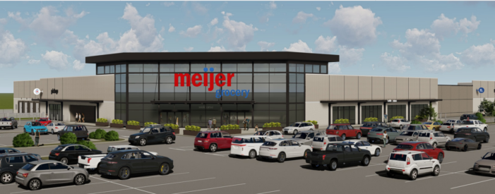 Meijer submits plan to build a new store in old Kmart spot, twp. planning comm. gives conditional site plan approval