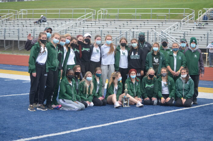 Dragons track & field teams take first, second places at Oxford Invite on Saturday