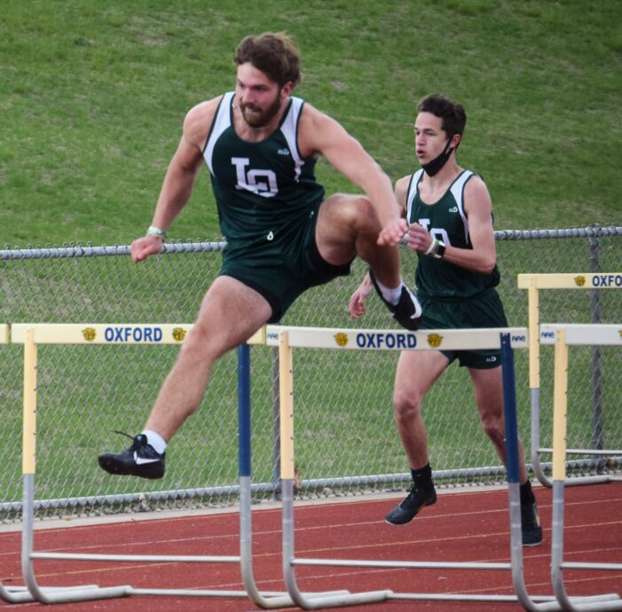 Boys track & field off to 1-1 start as team hopes to challenge in OAA Red