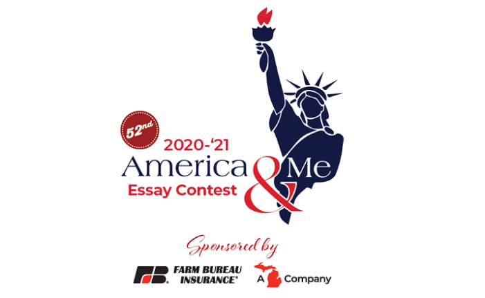 Three St. Joe's students are winners in the America & Me essay contest