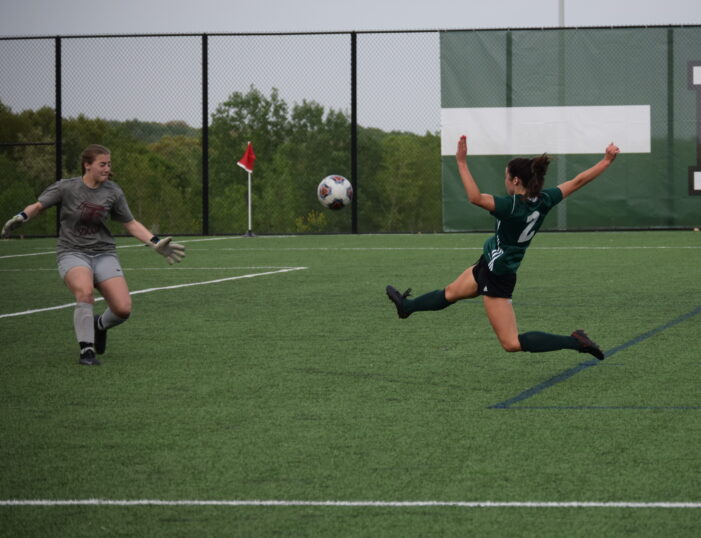 Lady Dragons soccer team takes OAA White division 9-0-1