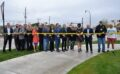 Local, county leaders officially open Baldwin Road project with ceremony on Tuesday