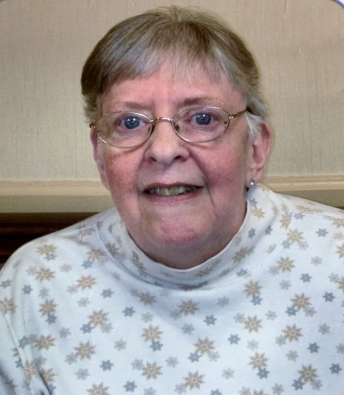 Barbara A. Manderville, 78, of Oxford
