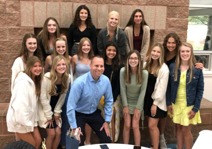 Bracciano named 2021 Overall State Girls Tennis Coach of the Year