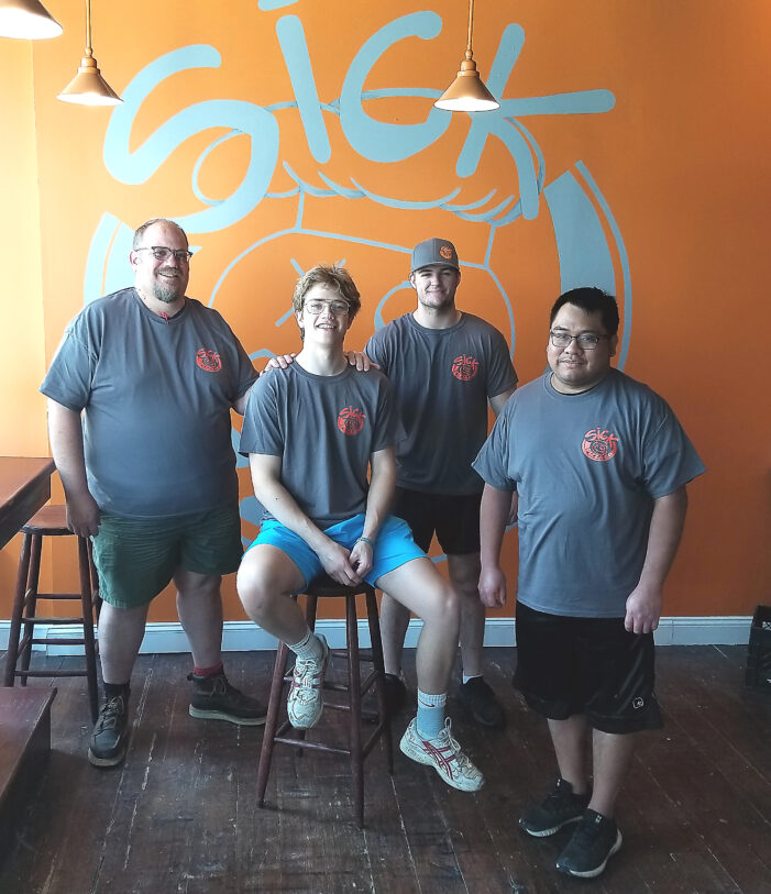 That's some 'Sick' Pizza: New pizzeria set to open next week