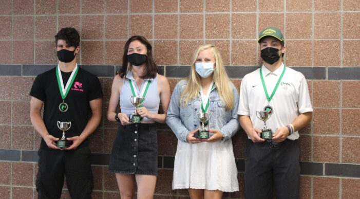 Lake Orion honors LOHS Athletes of the Year