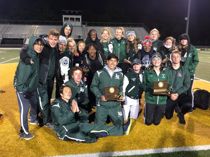 Lady Dragon track and field wins Oakland County Championship