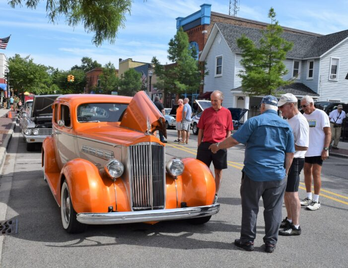 Golling Buick-LOPA hosts Kids & Kops car show on Saturday in downtown Lake Orion