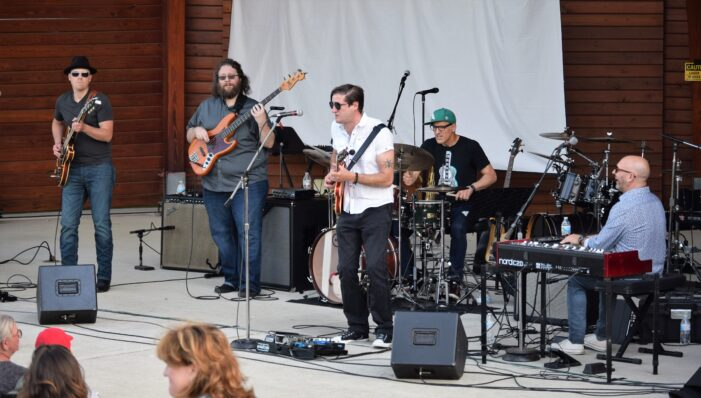 Orion.Events hosts nearly 50 concerts at Wildwood over the summer; Tuesday night free concerts continue each week