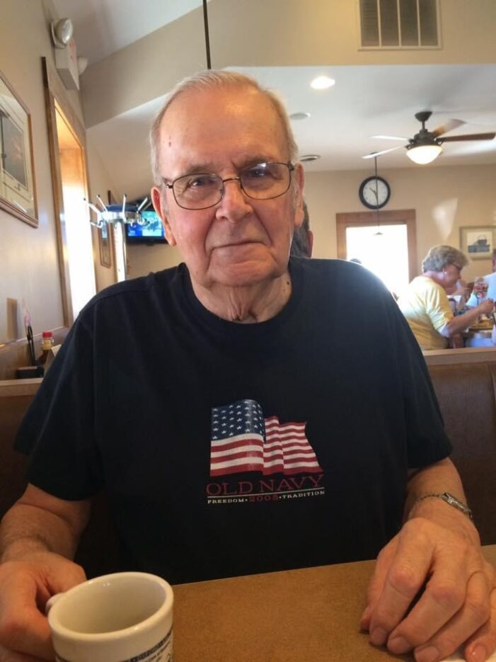 Bud Hanson, 92, of Oxford