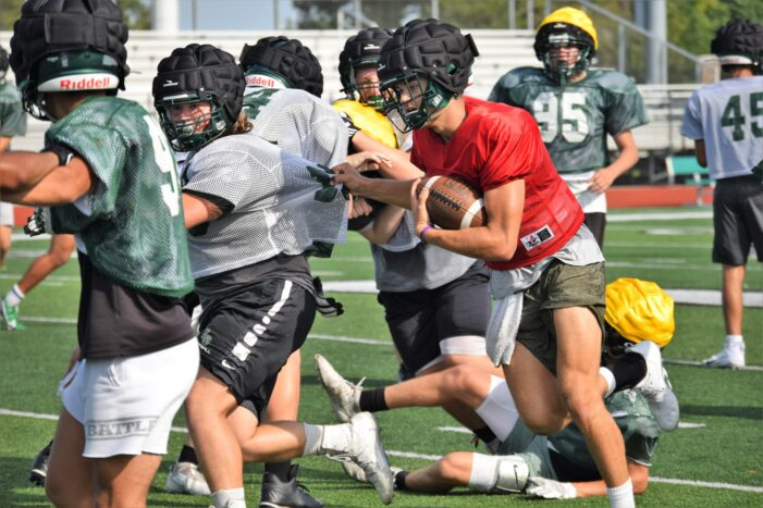 Dragons to unleash new offense, typical Lake Orion defense in 2021