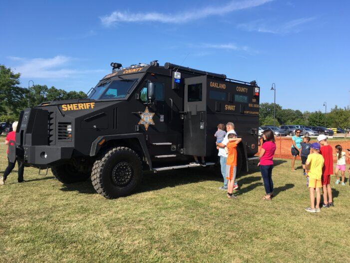 Big Rig Gig is a gigantic hit with kids – of all ages