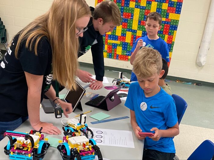 Lake Orion Robotics are not 'back'… they never left