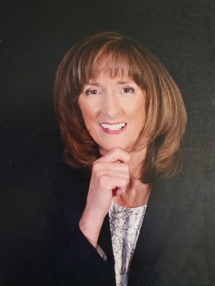Carrie Jayne Blodgett of Oxford