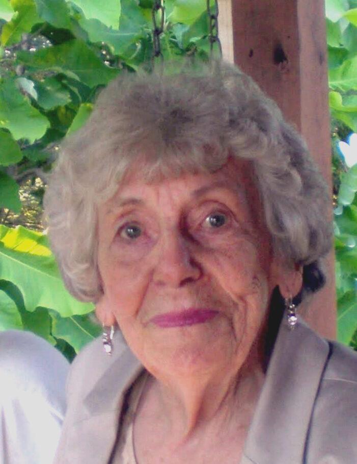 Eula Mae Smyth Bowman, 94, of Waterford
