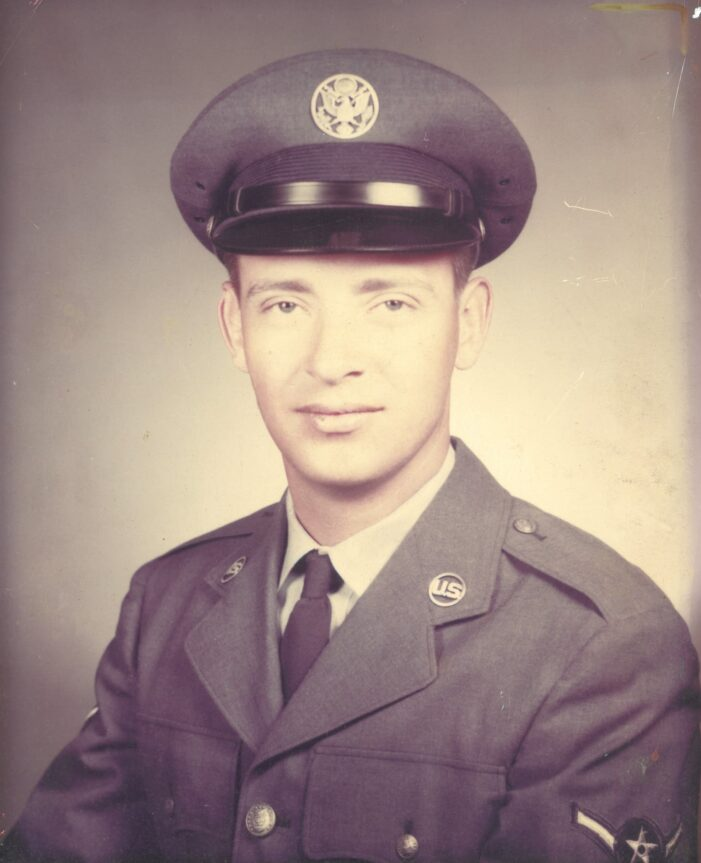 Theodore J. Morgan, 78, of Ossineke