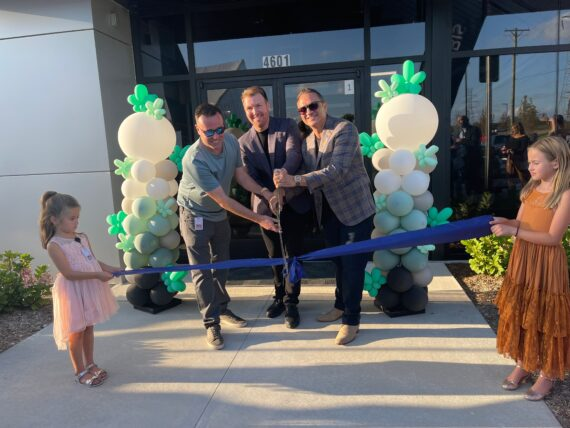 Natrabis, Society C open a 54,000 sq. ft. marijuana cultivation facility in Orion Twp.