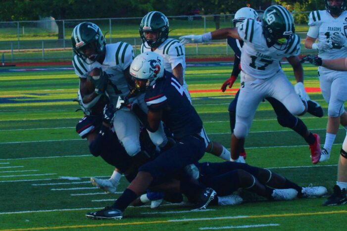 Southfield knocks out Lake Orion in football action