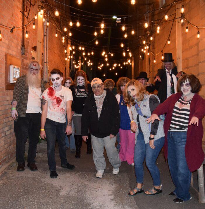 8th annual Zombie Walk